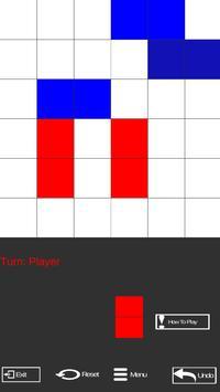 Domineering - Cram Game poster