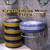 Craft Ideas With Tires icon