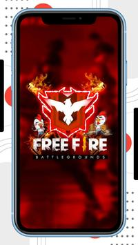 Crazy Free Fire Wallpaper - LIVE HD FF Wallpapers screenshot 7