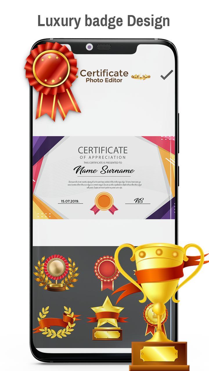 Aplikasi Membuat Sertifikat For Android Apk Download