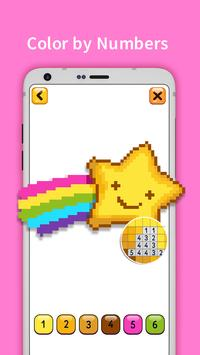✎ Diamond Color by Number - Painting Games ✎ screenshot 2