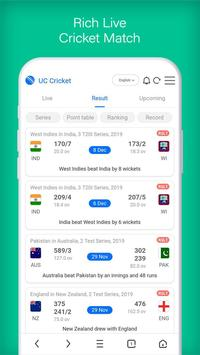 UC Cricket screenshot 6