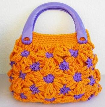 Crochet Bag Designs screenshot 2