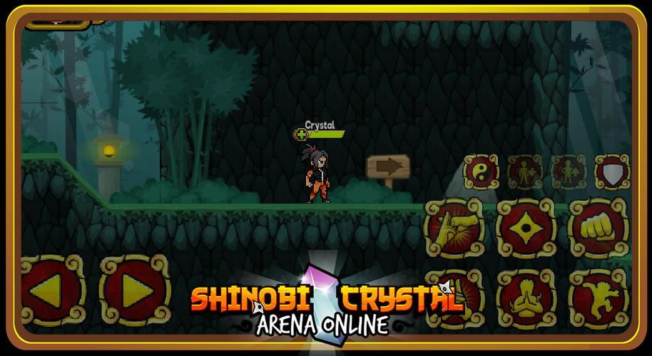 Shinobi Crystal for Android - APK Download