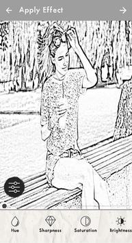 Pencil Photo Sketch - Magic Photo Editor screenshot 4