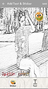 Pencil Photo Sketch - Magic Photo Editor screenshot 5
