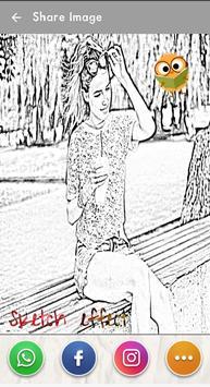 Pencil Photo Sketch - Magic Photo Editor screenshot 6