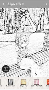 Pencil Photo Sketch - Magic Photo Editor screenshot 3