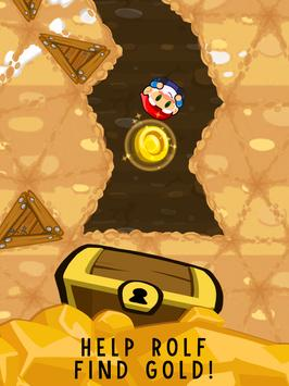 Adventure Gnome - Crazy Puzzle Miner screenshot 10