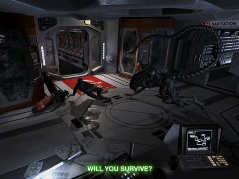 Alien: Blackout تصوير الشاشة 9