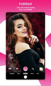 Dual Camera Sweet Selfie Filters: DSLR Beauty Cam screenshot 16