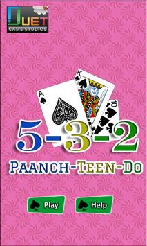 Paanch Teen Do (5-3-2) poster