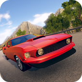 Offroad Car Driving Sim icon