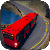 Euro Offroad Bus Driving icon