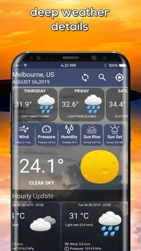 The Weather Radar, Live Weather Radar Map & Widget screenshot 3