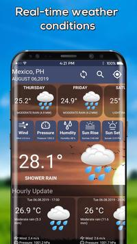 The Weather Radar, Live Weather Radar Map & Widget poster