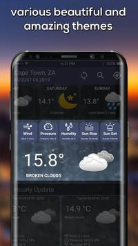 The Weather Radar, Live Weather Radar Map & Widget screenshot 5