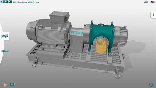 NETZSCH NOTOS Pumps screenshot 3