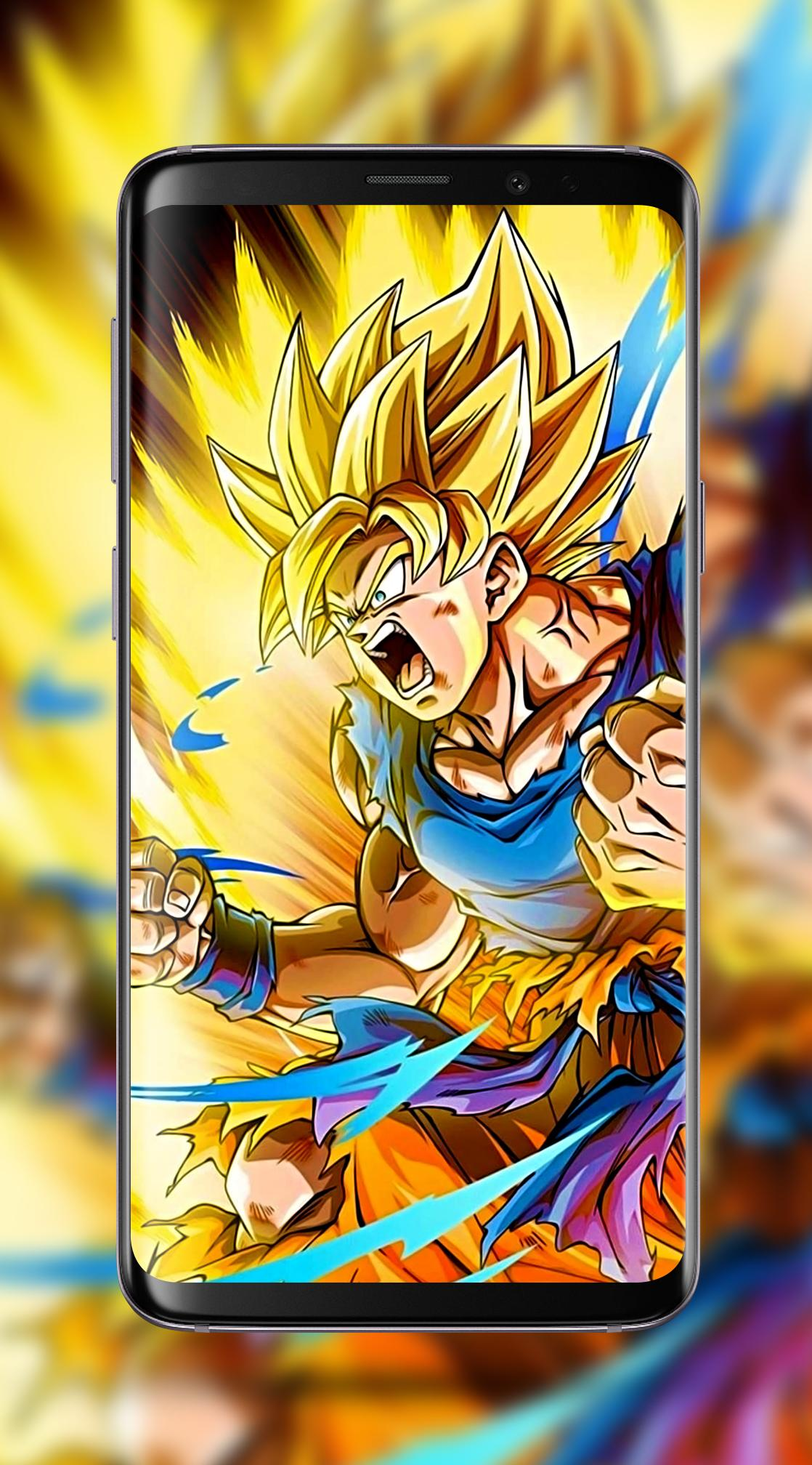 Broly Movie Db Super Wallpaper 4k For Android Apk Download