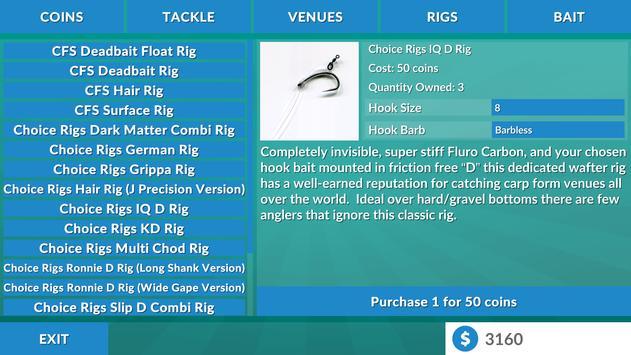 Carp Fishing Simulator - Pike, Perch & More screenshot 4