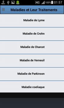 Maladies et Leur Traitements screenshot 1