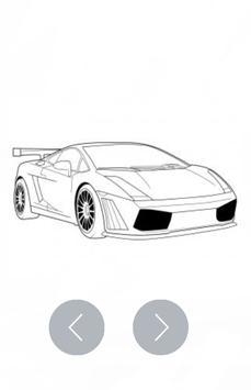 How To Draw Cars screenshot 11