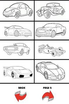 How To Draw Cars screenshot 6