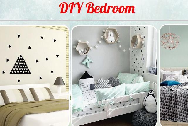 DIY Bedroom poster