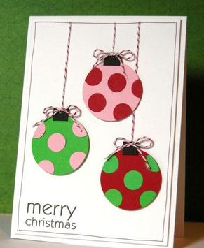 DIY Christmas Card poster