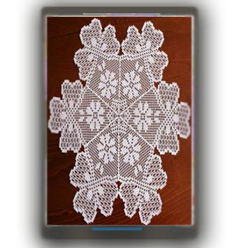 DIY Crochet Doilies screenshot 1