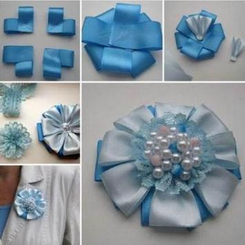 DIY Ribbon Crafts Tutorial screenshot 7