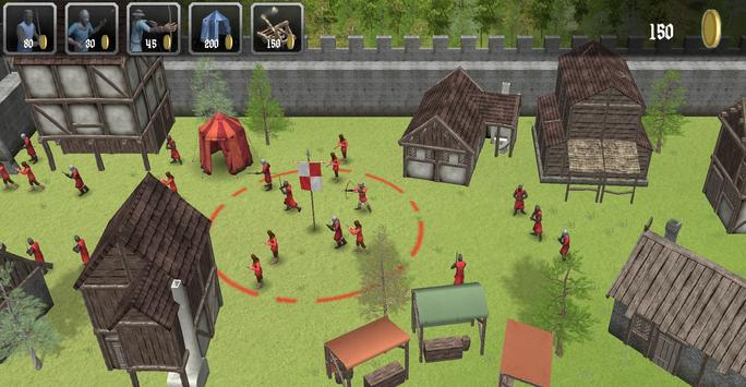 Knights of Europe 3 screenshot 4