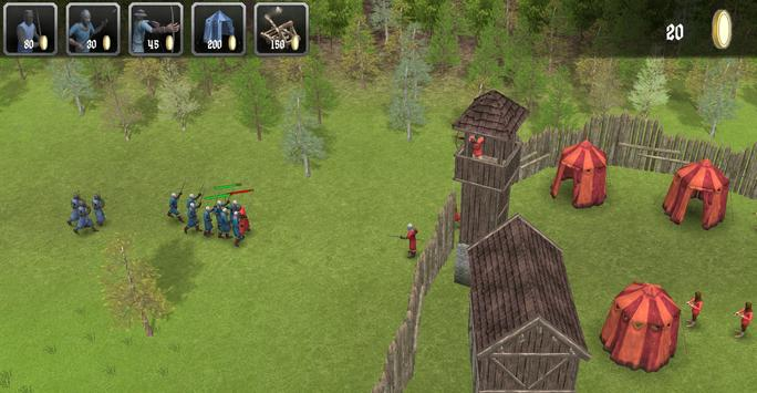 Knights of Europe 3 screenshot 1