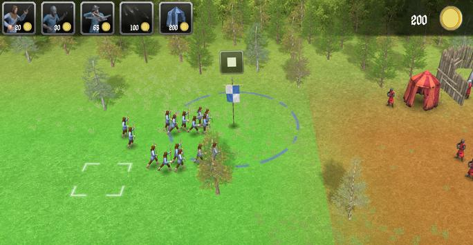 Knights of Europe 3 screenshot 3