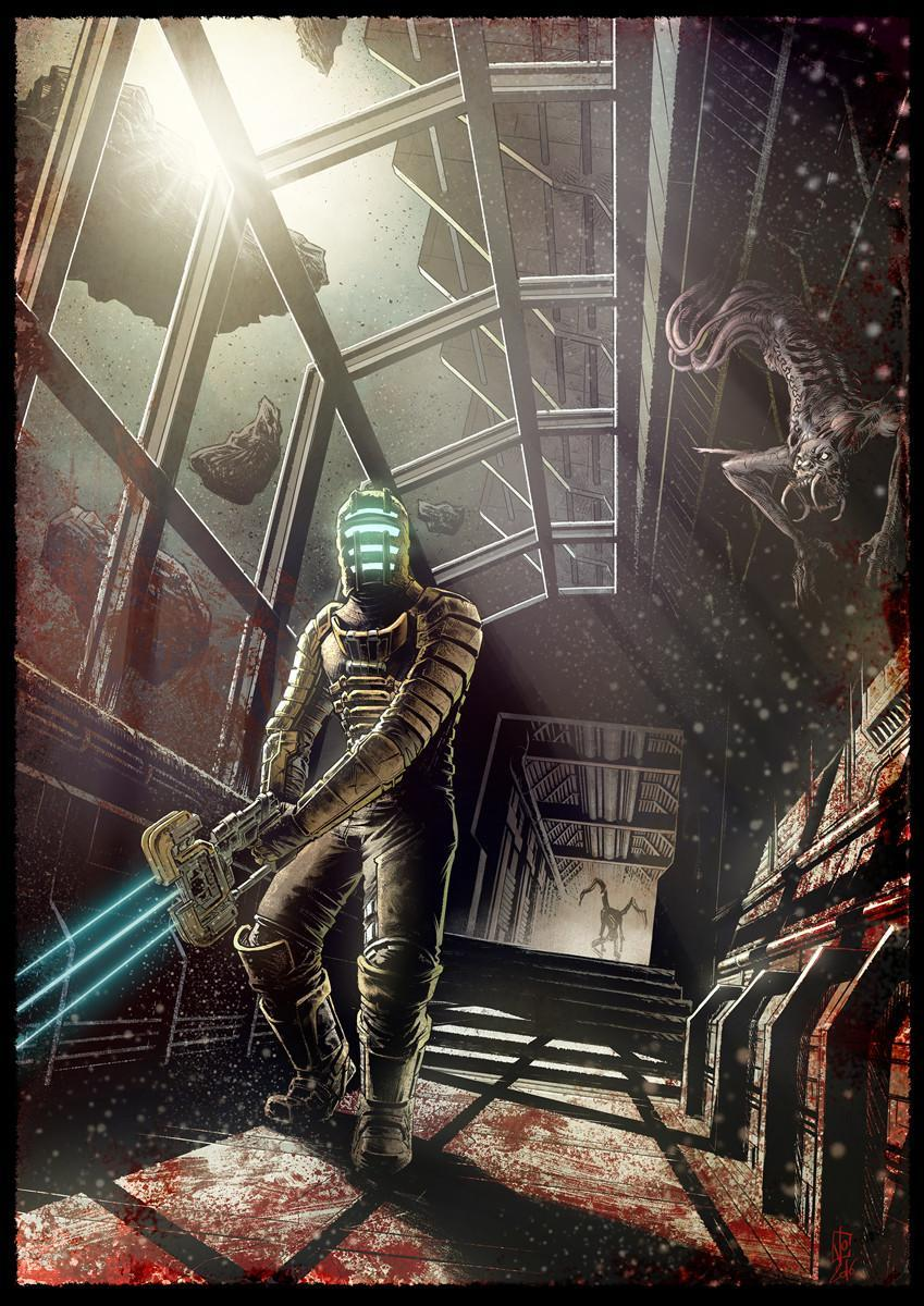Unofficial Dead Space Wallpapers For Android Apk Download