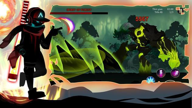 Legendary Warriors: Dark War تصوير الشاشة 1