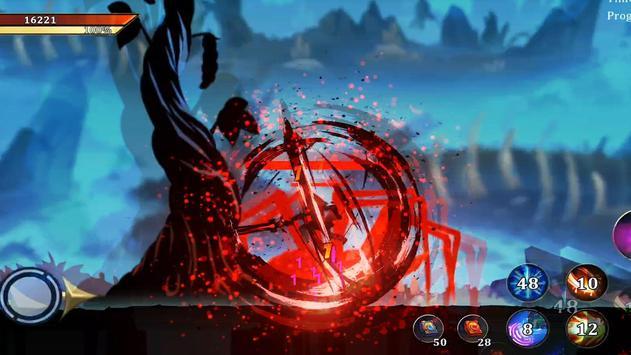 Legendary Warriors: Dark War تصوير الشاشة 4
