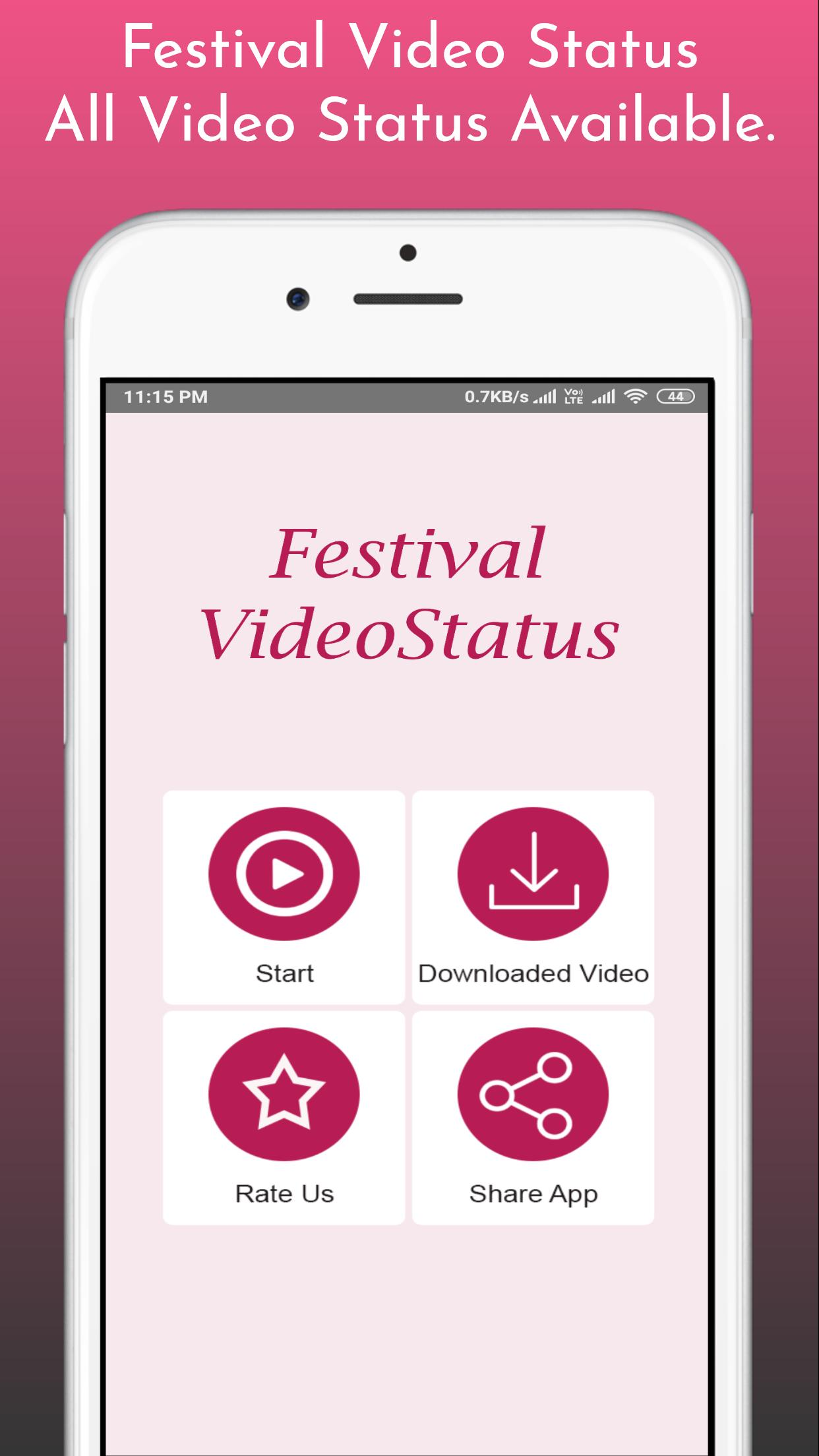 Festival Video Status for Android - APK Download