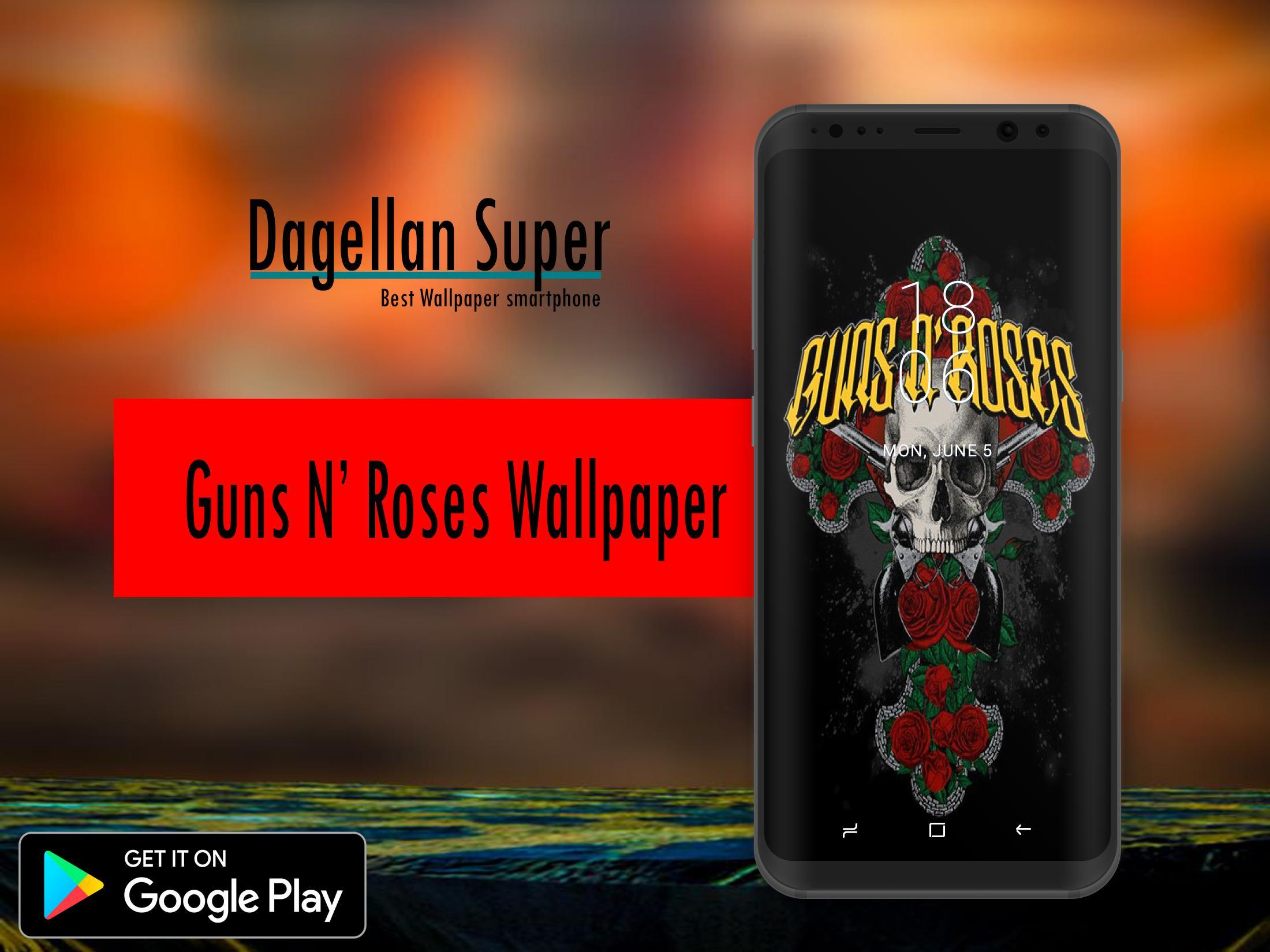 Guns N Roses Art Wallpaper For Android Apk Download