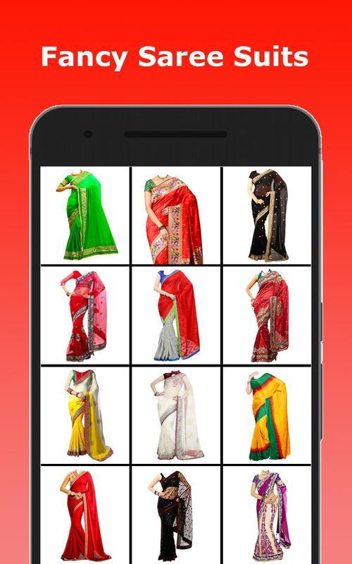 29103044ec Woman Fancy Saree Photo Suit Montage for Android - APK Download