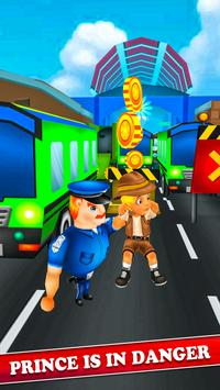 Royal Prince Subway Runner screenshot 3