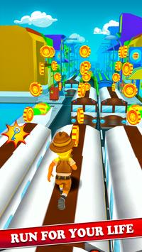 Royal Prince Subway Runner screenshot 9