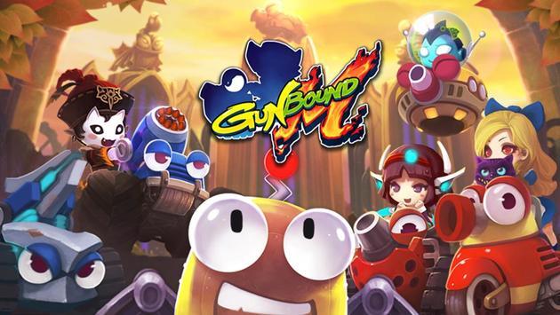 GunboundM poster