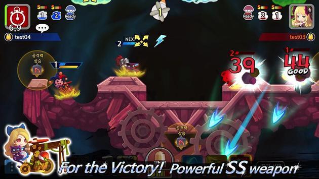 GunboundM screenshot 3