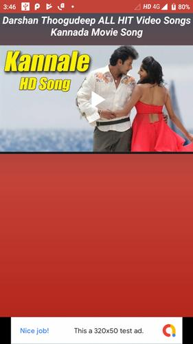 Darshan Video Songs Kannada Movie Song App For Android Apk Download