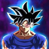 Goku Dress Up icon