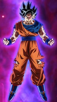 Goku Dress Up poster
