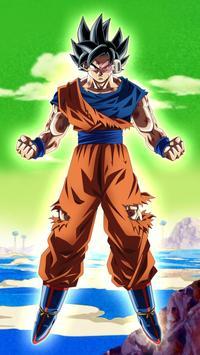 Goku Dress Up screenshot 2
