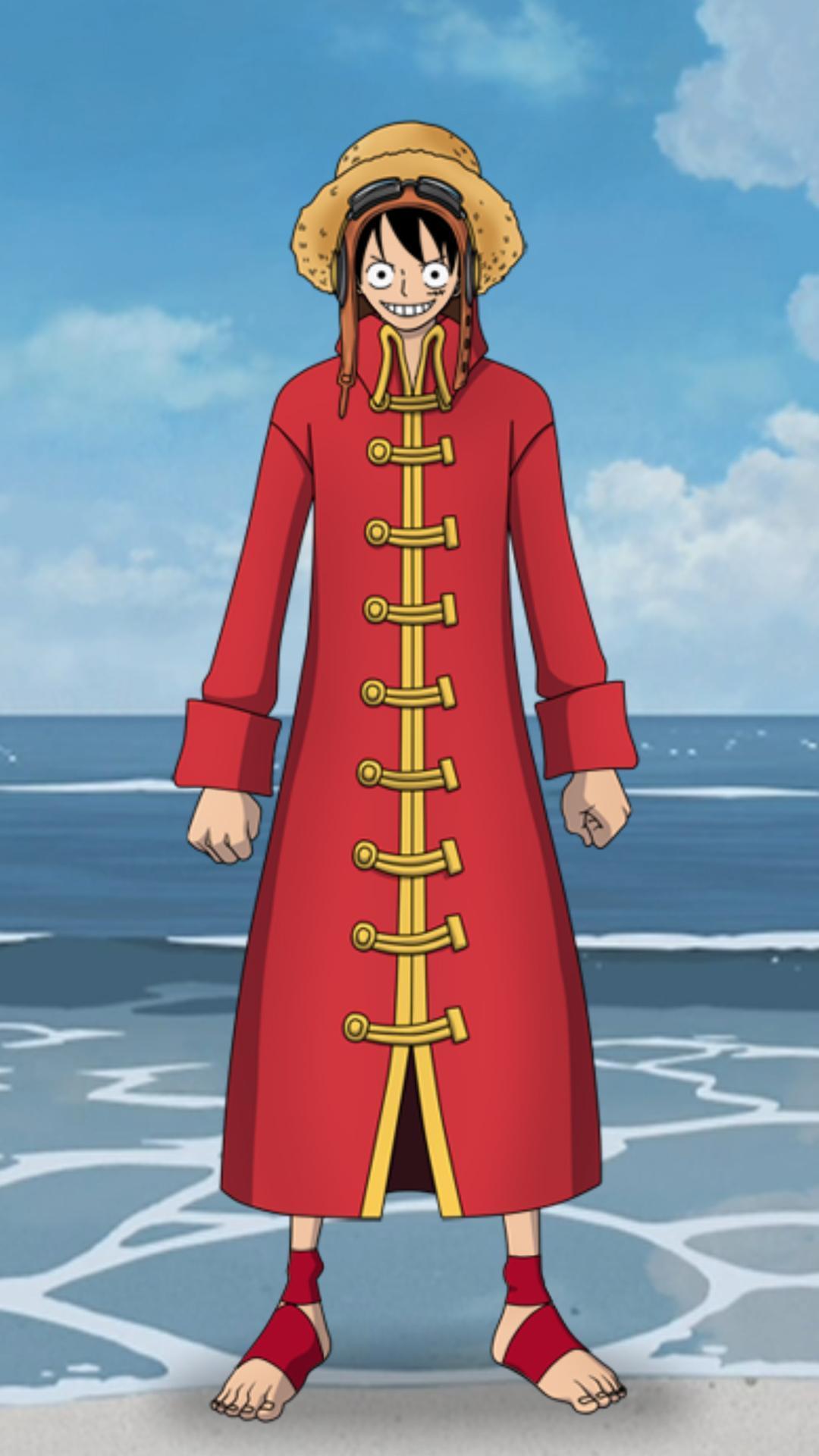Monkey D. Luffy Dress Up 1