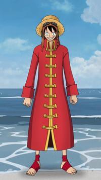 Monkey D. Luffy Dress Up screenshot 3